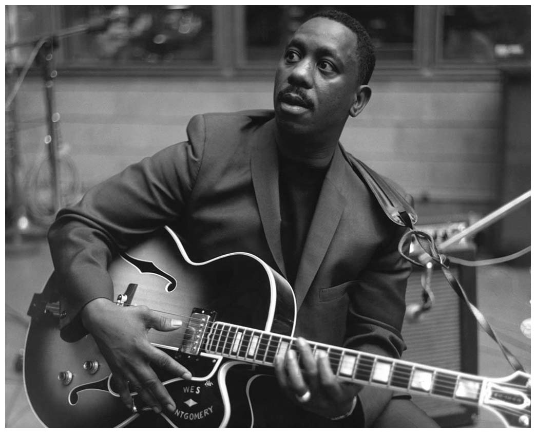 Hommage à Wes MONTGOMERY