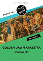 Golden Dawn Arkestra au Supersonic / Entrée gratuite