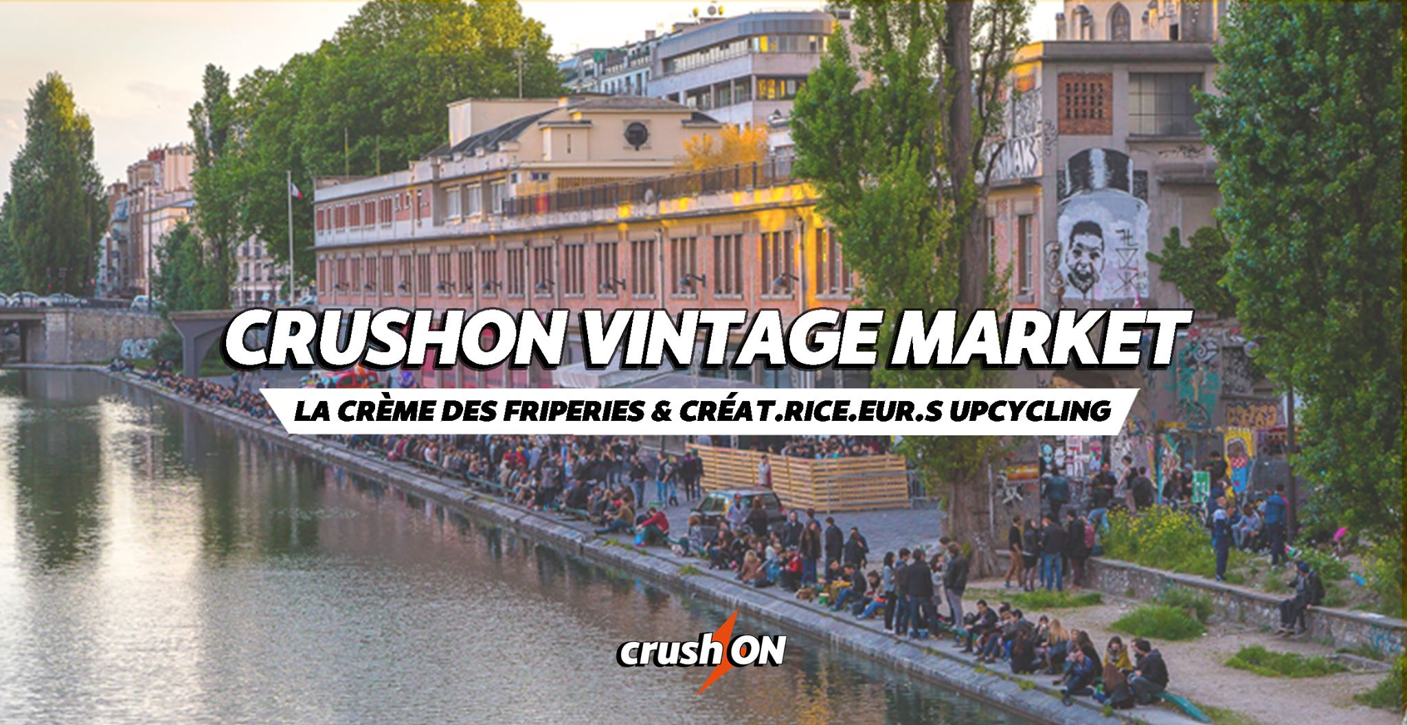 CrushON Vintage Market
