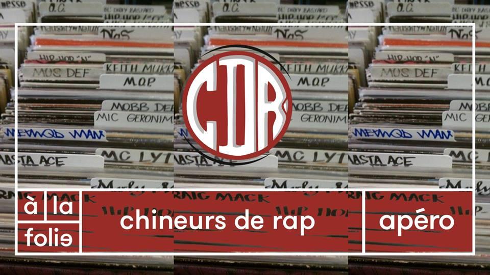 Apéro Chineurs de Rap #17