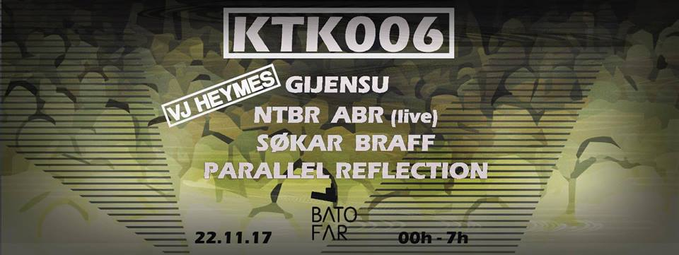 KTK Records 006 : Gijensu & Residents