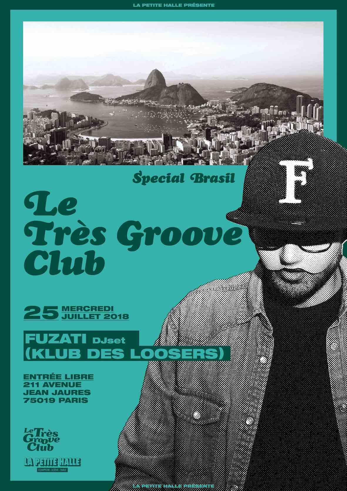 Le Très Groove Club de Fuzati (DJ SET)