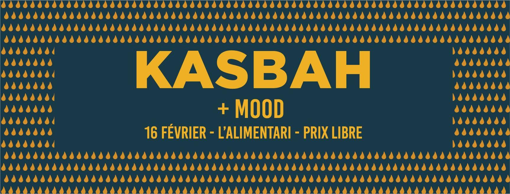 KasbaH (live) // Mood
