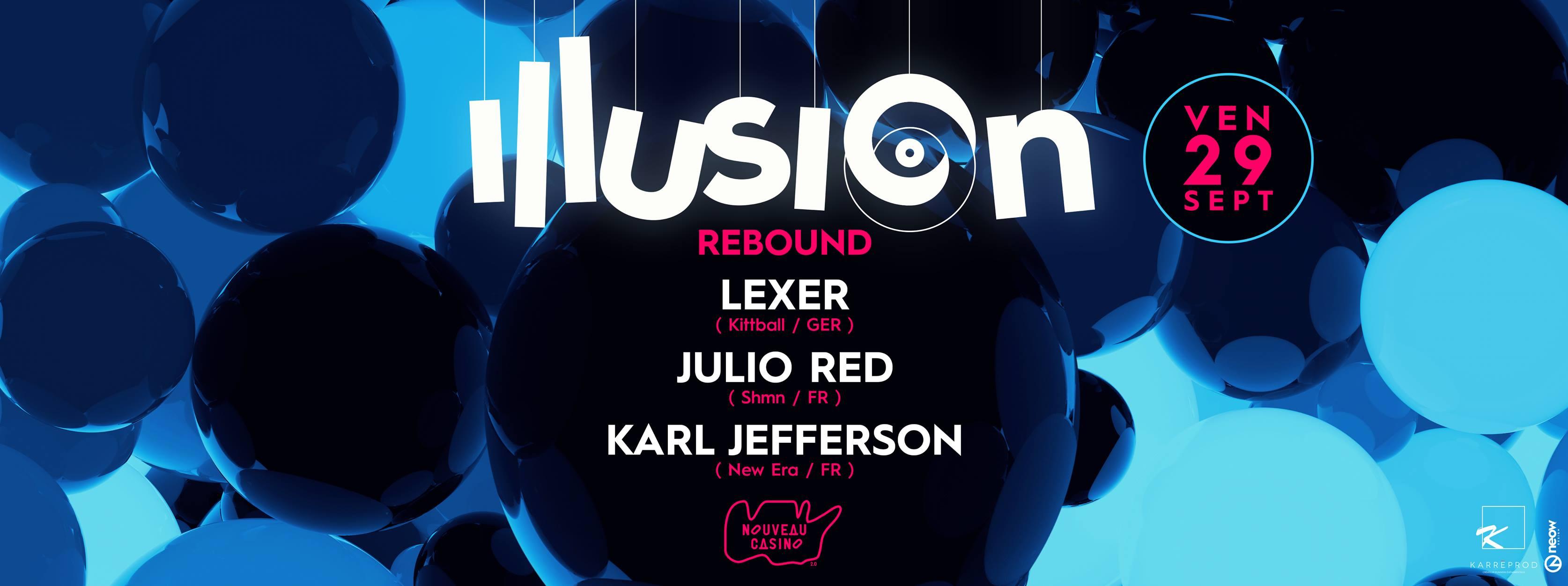Illusion #10 - Rebound