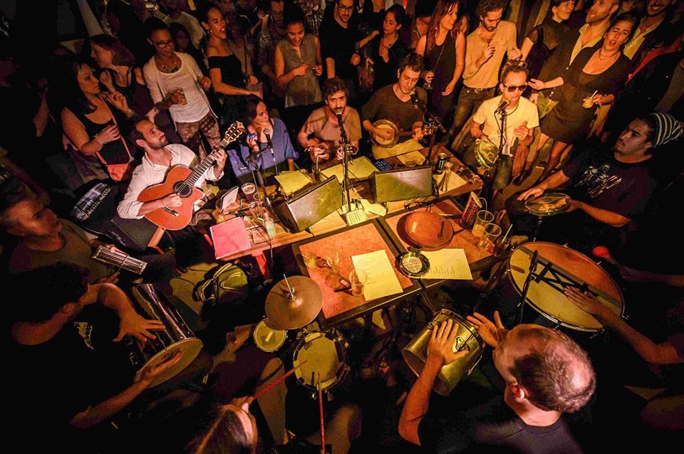 Brésil Party #8 : Roda de Samba + la Picòdelica (DJ set)