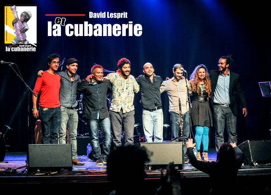 La Cubanerie en concert à l'entrepôt (Paris 14e)