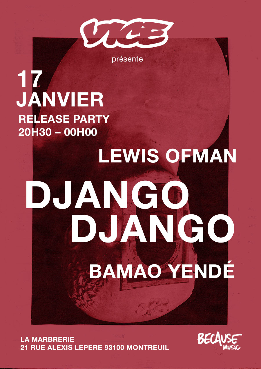 VICE présente Django Django