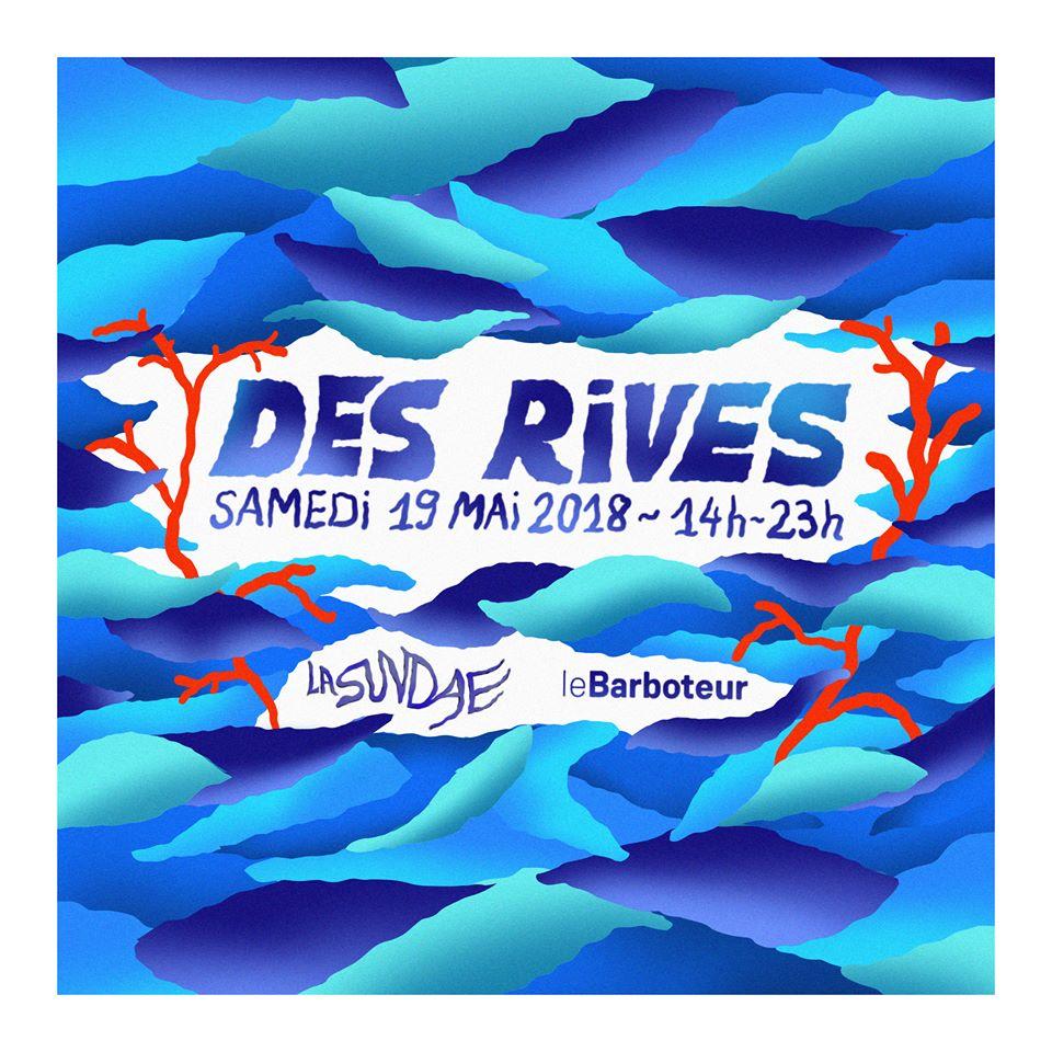 La Sundae présente : Des Rives #2 Open Air Party & Brunch
