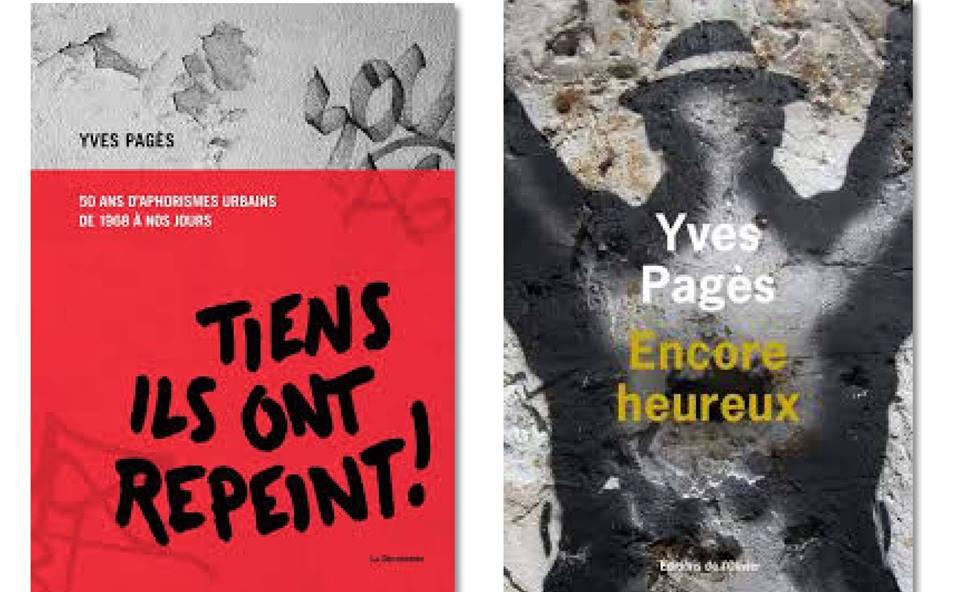 Brunch littéraire : Yves Pagès