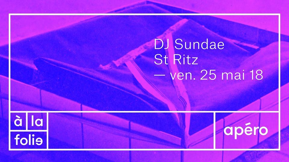1622: DJ Sundae & St Ritz