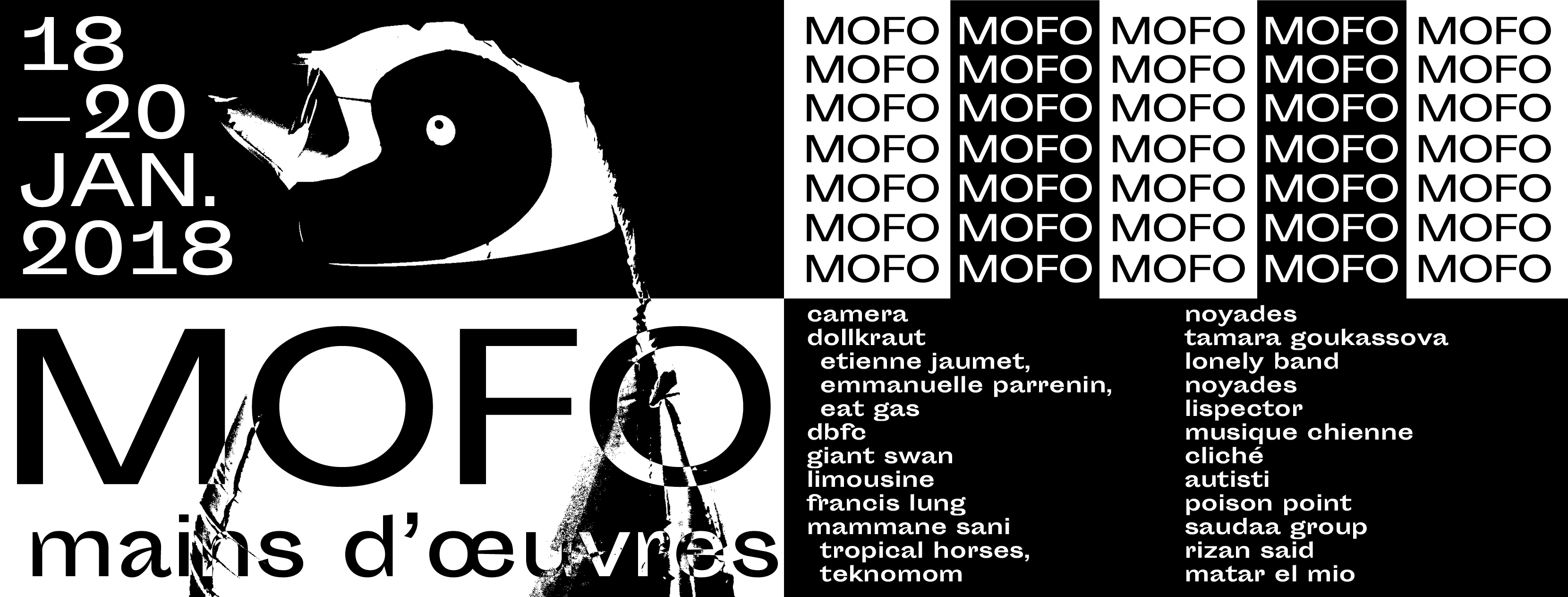 Festival MOFO 2018