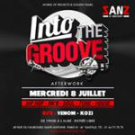 INTO THE GROOVE AFTERWORK by Golden Years mercredi 8 juillet au SANZ.