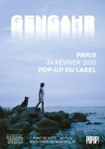 The Talent Boutique x Le Pop-Up du Label présentent : Gengahr + guest