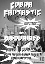 Cobra Fantastic Transmogrifies Les Disquaires !!!