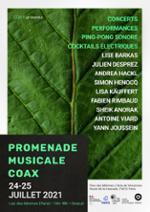 PROMENADE MUSICALE COAX