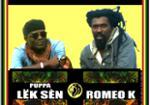 PUPPA LEK SEN + ROMEO K