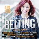 Vocal MASTER CLASS avec S.DUMOUCH Coach VOCAL Technique vocale & Belting voice 25 & 26 avril 2015 À CLEEBOURG