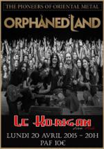 .:: ORPHANED LAND - ACOUSTIC LAST MINUTE SHOW + GUEST @ LUYNES / AIX