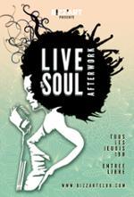 LIVE & SOUL AFTERWORK feat. Soulness & DJ JP Mano