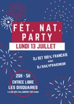 Fêt. Nat. Party