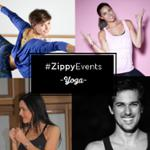 #Zippy Event – Yoga –