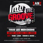 INTO THE GROOVE AFTERWORK by Golden Years mercredi 6 mai au SANZ.