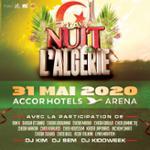 La Nuit de l'Algérie - AccorHotels Arena
