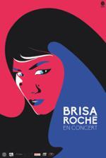 Brisa Roché au FLOW