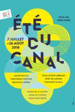 CROISIÈRE ART URBAIN PAR L'ÉTÉ DU CANAL