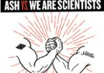 ASH vs WE ARE SCIENTISTS + ASH + WE ARE SCIENTISTS