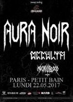 AURA NOIR + OCCVLTA + NECROBLOOD