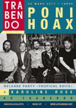 PONI HOAX : Release Party « Tropical Suite »