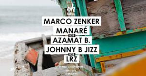 Beat à l'air Presents Marco Zenker, Manaré, Azamat B & more