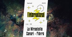 La Mirastella  Canari  Fièvre à l'International