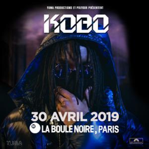 KOBO • La Boule Noire • 30 avril 2019
