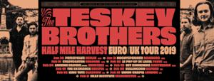 The Teskey Brothers + Geo - Paris