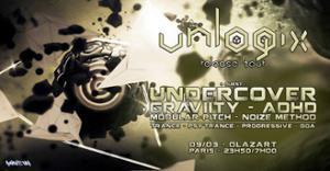 Unlogix Release Tour