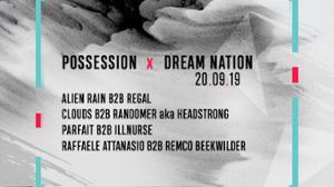 20 septembre 2019 // OPENING ● DREAM NATION FESTIVAL // PARIS