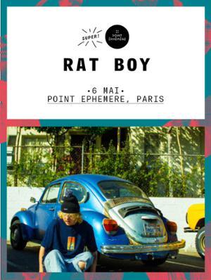 RAT BOY + BIKINI GORGE