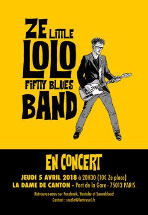 Ze Little Lolo Fifty Blues Band