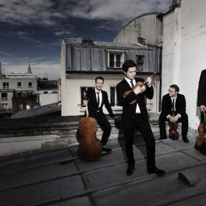 Rising Stars Quatuor van Kuijk / Beethoven, Webern, Canat de Chizy, Schubert