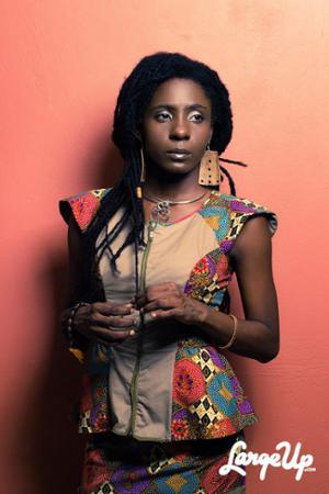 Jah 9 (Jamaican Reggae Dub) au Makeda