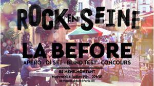 88 MENILMONTANT : LA BEFORE DE ROCK EN SEINE