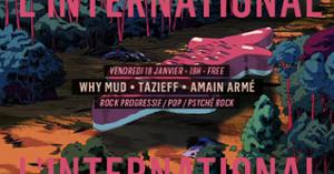 Why Mud • Tazieff • Amain Armé