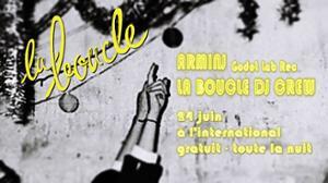 La Boucle invite Arminj à l'International !