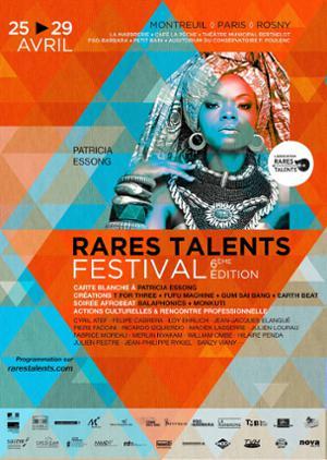 Festival Rares Talents : T FOR THREE + SANZY VIANY