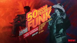 50 More Years of Funk