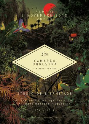 CAMARAO ORKESTRA