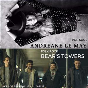 Andréane Le May + Bear's Towers