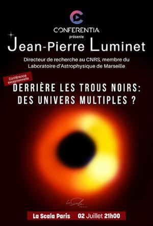 Derrière les trous noirs : des univers multiples ?